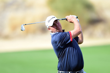 Bo Van Pelt CareerBuilder Challenge In Partnership With The Clinton Foundation - Round One