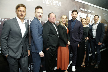 "Bob Bakish Tom Clancy's ""Jack Ryan"" Season Two Premiere"