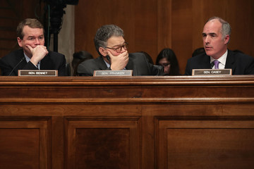 Bob Casey Trump's Selection for Education Secretary Betsy DeVos Testifies During Her Senate Confirmation Hearing