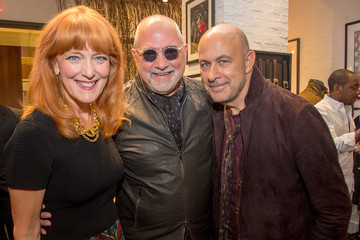 Bob Cavnar John Varvatos Book Signing at John Varvatos Houston