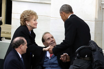 Bob Dole Donald Trump Is Sworn In As 45th President Of The United States