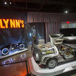Bob Gale The Petersen Automotive Museum Opens New Exhibit 'Hollywood Dream Machines: Vehicles Of Science Fiction And Fantasy'
