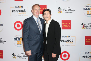 Bob Greenblatt 2015 GLSEN Respect Awards  - Arrivals
