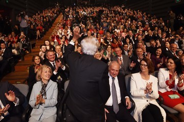 Bob Hawke Australian Labor Party 2016 Federal Campaign Launch