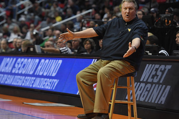 Bob Huggins NCAA Basketball Tournament - Second Round - San Diego