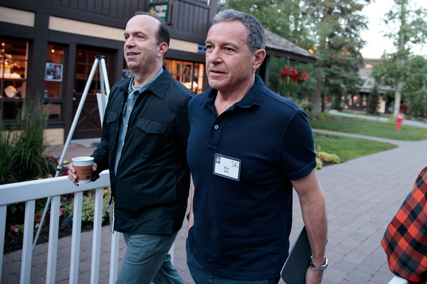Annual Allan And Co. Investors Meeting Draws CEO's And Business Leaders To Sun Valley, Idaho