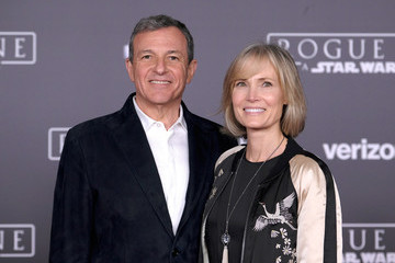 Bob Iger Premiere of Walt Disney Pictures and Lucasfilm's 'Rogue One: A Star Wars Story' - Arrivals