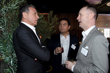Bob Iger 90th Annual Academy Awards Nominee Luncheon - Inside