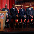Bob Lanier Basketball Hall of Fame Enshrinement Ceremony