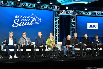 Bob Odenkirk Peter Gould 2020 Winter TCA Tour - Day 10