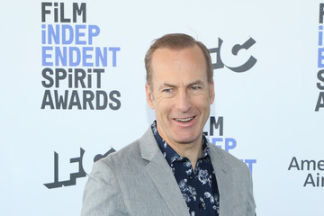 Bob Odenkirk 2020 Film Independent Spirit Awards  - Arrivals