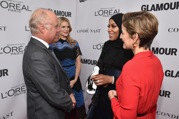 Bob Sauerberg Glamour Celebrates 2017 Women of the Year Awards - Arrivals