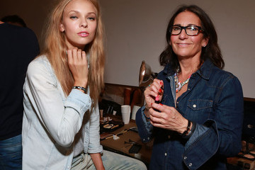 Bobbi Brown FREYWILLE At Nonoo Spring Summer 2014 Runway Show - Mercedes-Benz Fashion Week