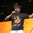 Bobby Bones 2021 Daytime Stage At The iHeartRadio Music Festival