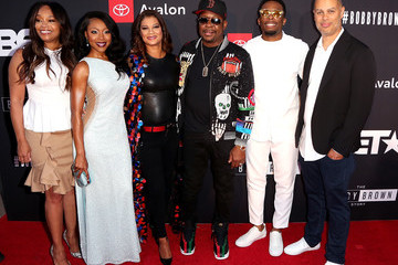 Bobby Brown Alicia Etheredge BET And Toyota Presents The Premiere Screening Of 'The Bobby Brown Story'