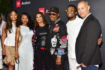 Bobby Brown Alicia Etheredge BET And Toyota Present The Premiere Screening Of 'The Bobby Brown Story' - Red Carpet