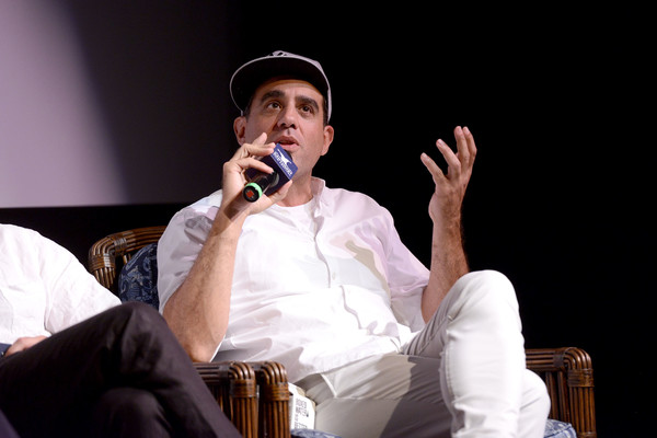 2017 Nantucket Film Festival - Day 2 [performance,event,performing arts,singing,talent show,sitting,singer,shoes,tom mccarthy bobby cannavale,nantucket,massachusetts,nantucket film festival]