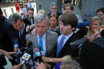 Bobby McDonnell Bob McDonnell's Trial Continues in Richmond