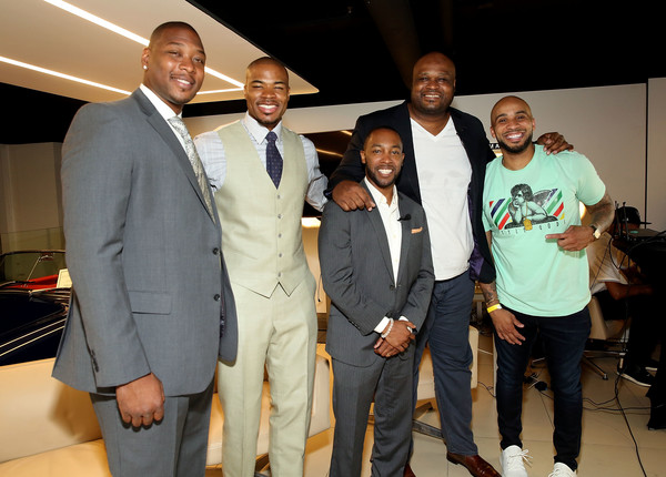 Suite Life Welcome The BIG 3 NBA Veterans To Chicago