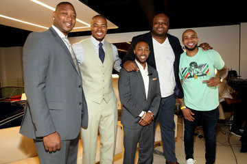 Bobby Simmons Suite Life Welcome The BIG 3 NBA Veterans To Chicago