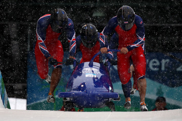 Henry Nwume Bobsleigh - Day 15