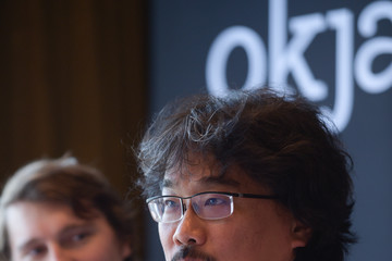 Bong Joon Ho 'Okja' Press Conference New York