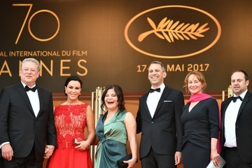 Bonni Cohen 'An Inconvenient Truth' Red Carpet Arrivals - The 70th Annual Cannes Film Festival
