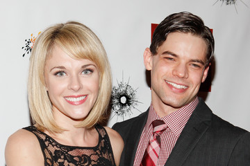 """Ashley Spencer Jeremy Jordan """"Bonnie & Clyde"""" Broadway Opening Night - After Party"""