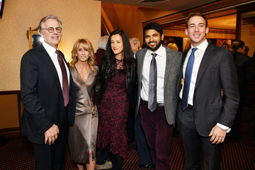 Bonnie Hammer Lincoln Center Honors Bonnie Hammer at American Songbook Gala - Inside
