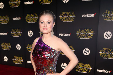 Bonnie Piesse Premiere of 'Star Wars: The Force Awakens' - Red Carpet