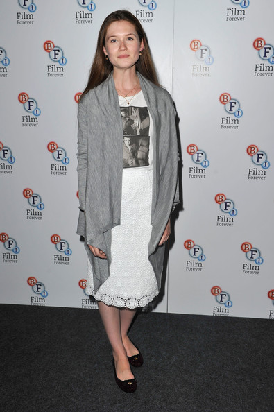Bonnie Wright - BFI And LFF Reception - 65th Annual Cannes Film Festival