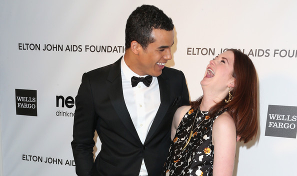Bonnie Wright and jacob artist