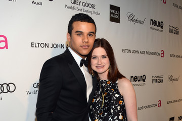 Bonnie Wright with cool, friendly, fun, Boyfriend