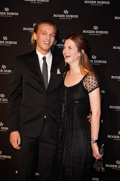 ... bonnie wright jamie campbell bower jamie campbell bower and bonnie