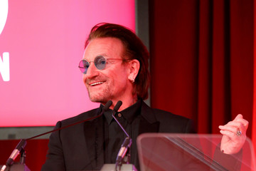 Bono The (RED) Auction With Theaster Gates, Sir David Adjaye And Bono, In Collaboration With Sotheby's And Gagosian