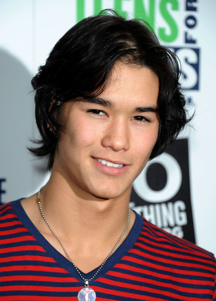 "Boo Boo Stewart Actor BooBoo Stewart arrives at DoSomething.org And Aeropostale, Inc. 5th Annual ""Teens For Jeans"" Campaign Kick-Off at Palihouse Holloway on January 10, 2012 in West Hollywood, California."