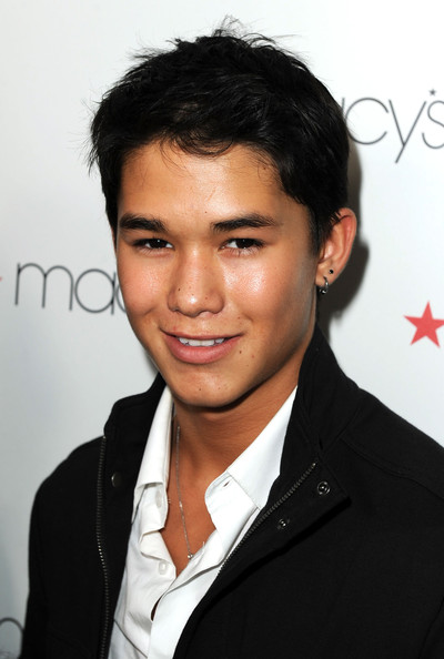 Boo Boo Stewart Actor BooBoo Stewart arrives at Glamorama presented by Macy's Passport at the Orpheum Theatre on September 16, 2010 in Los Angeles, California.