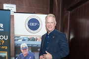 "Former NFL Quarterback Boomer Esiason attends the Boomer Esiason Foundation's Annual ""Refi Rock"" at Lavo on November 16, 2017 in New York City."