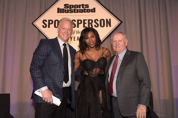 Boomer Esiason Sports Illustrated Sportsperson of the Year Ceremony 2015
