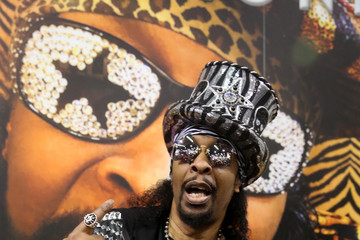 Bootsy Collins The 2018 NAMM Show in Anaheim