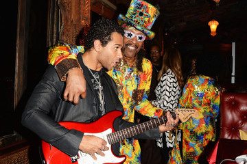 Bootsy Collins BandFuse: Rock Legends Video Game Launch Event