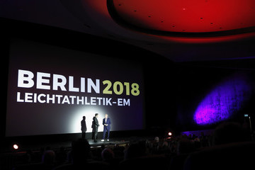 Boris Becker Berlin 2018 European Athletics Championships - Video Premiere