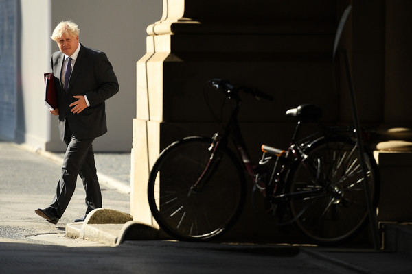 News Pictures of The Week - September 17 [news pictures of the week,bicycle,vehicle,bicycle wheel,recreation,wheel,cycling,bicycle tire,bicycle part,sports equipment,hybrid bicycle,bicycle,bicycle,vehicle,boris johnson,recreation,bicycle wheel,wheel,british,meeting,road bicycle,bicycle,hybrid bicycle,recreation,road,fashion accessory]