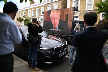 Boris Johnson News Pictures of The Week - May 28