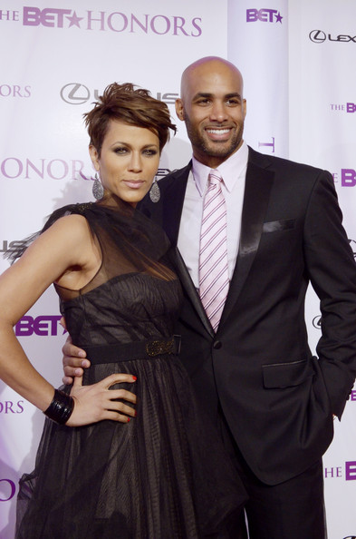 Nicole Ari Parker, Boris Kodjoe - 4th Annual BET Honors - Arrivals