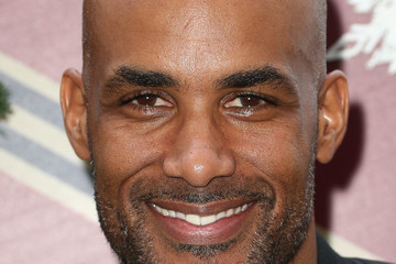 Boris Kodjoe Brooks Brothers Hosts Annual Holiday Celebration In Los Angeles To Benefit St. Jude - Arrivals