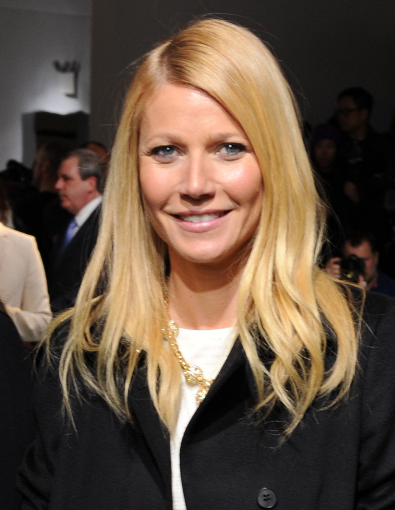 Gwyneth Paltrow Photos Photos Front Row At The Boss