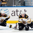 Jordan Caron and Johnny Boychuk Photos
