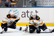 Jordan Caron and Johnny Boychuk Photos Photo