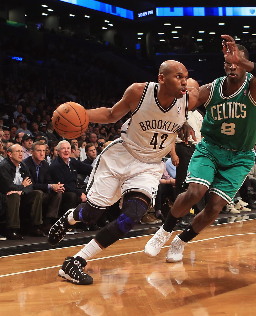 Jerry Stackhouse s Boston Celtics v Brooklyn Nets 40 of